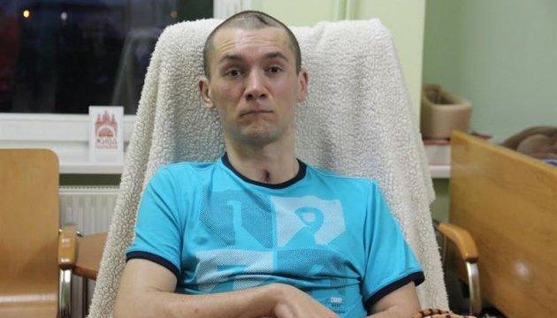 Правительство даст средства на нейрореабилитацию Героя Украины Петраковского