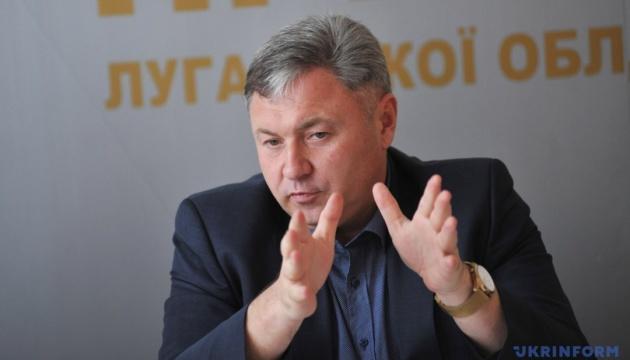 Луганщина дає з бюджету 260 мільйонів на дороги