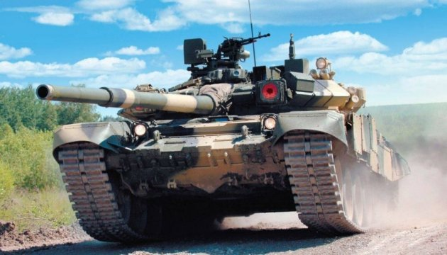 Two Russian columns with military vehicles enter Donbas