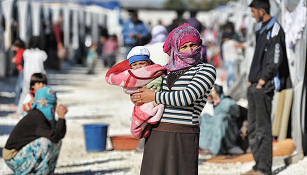 Сьогодні - Всесвітній день біженців