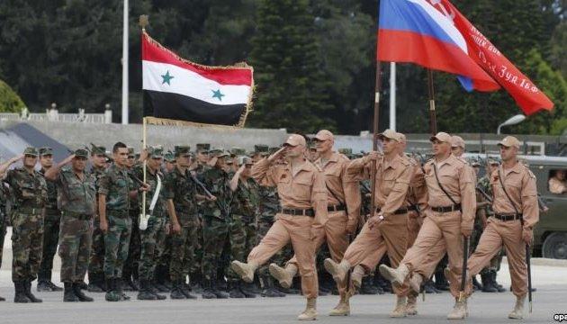 Российская армия понесла новые потери в Сирии - СМИ