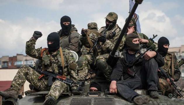 Війська РФ укріплюють позиції біля Луганська та облаштовують нові під Донецьком