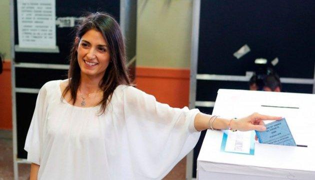 Вірджинія Радджі перемогла на виборах у Римі