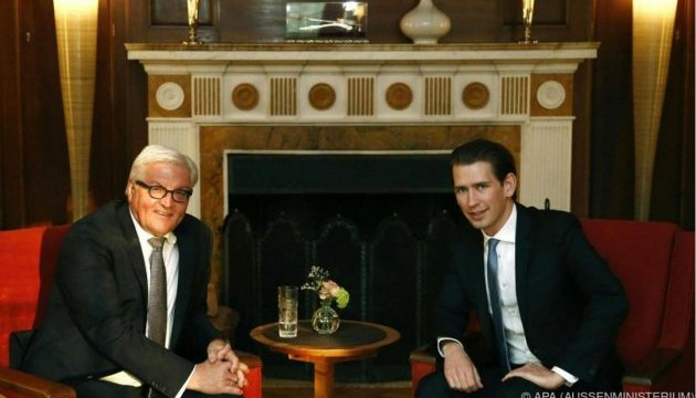 Глава МЗС Австрії пропонує поступово скасовувати санкції проти Росії