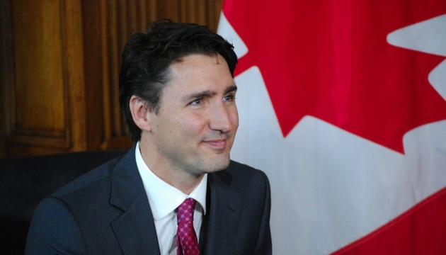 Canadian PM Trudeau replies to letter from Ukrainian boy being treated in Canada