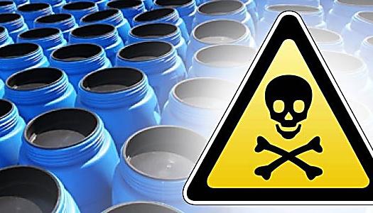 Україна ввела квоти на імпорт сірчаної кислоти та олеуму