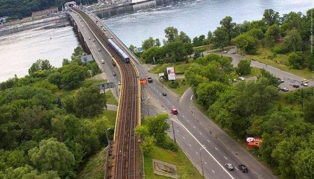 На Мосту Метро из-за ремонта на три дня ограничат движение