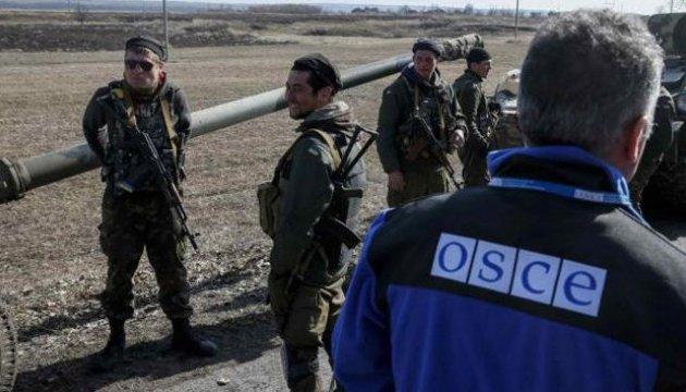Місія ОБСЄ повинна працювати на Донбасі цілодобово і без вихідних - Геращенко