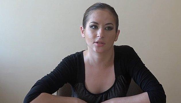 Сворак заявила, что не знала, кто ее освобождает