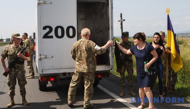One killed, eleven wounded in ATO area in eastern Ukraine