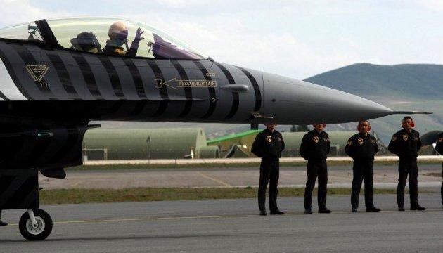 Бундесвер вивів всі свої літаки з Туреччини