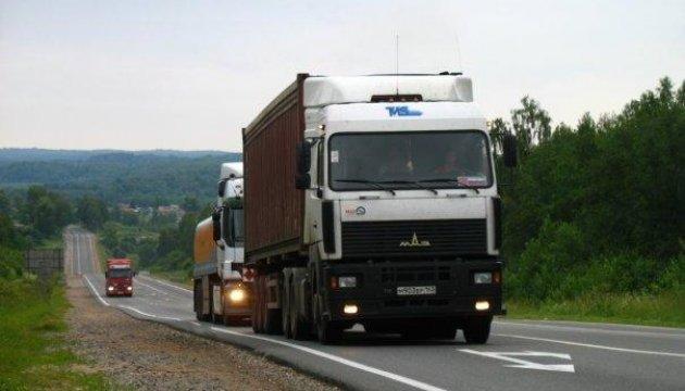 Держстат: За три місяці в країні перевезли 97,5 мліона тонн вантажів