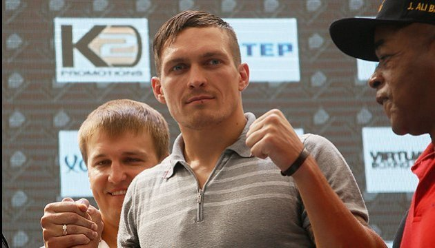 乌西科赢得WBO冠军腰带