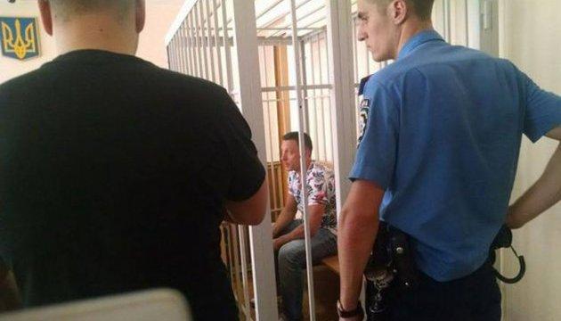 Сообщника Пшонки оставили под арестом