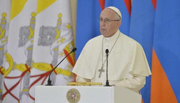Папа римський сказав, що треба робити зі священиками-педофілами