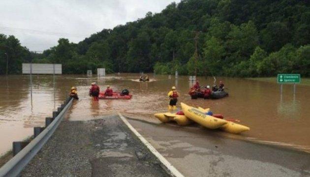 Повінь у Західній Вірджинії: вже понад 20 загиблих