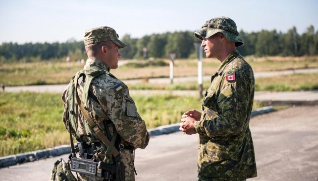 events in azov sea not affect canada s military mission in ukraine