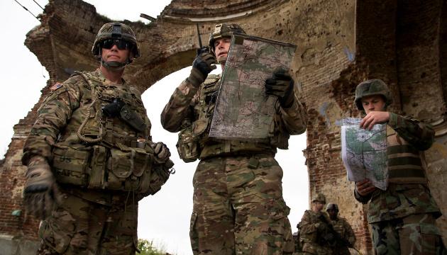 Стартували навчання Rapid Trident-2020 за участю військових з 10 країн