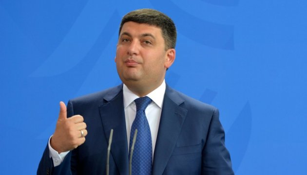 No corruption in Ukraine – Groysman