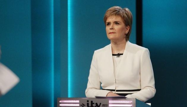 Премьер Шотландии заявляет о