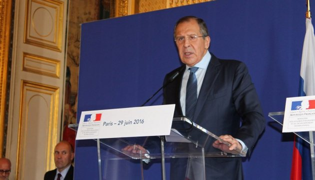 Lavrov says severing diplomatic relations with Ukraine is 'last resort measure'