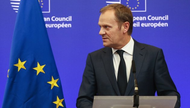 Tusk positively assesses fight against corruption in Ukraine