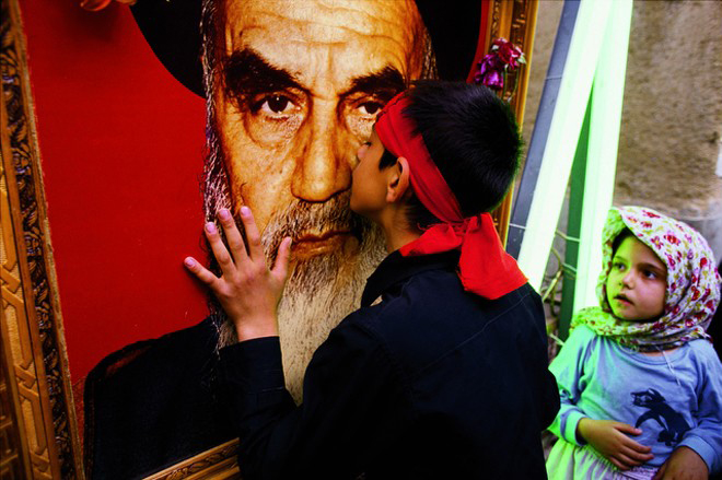 Рухолла Хомейн. Фото: Александра Авакян, Контакт Пресс Имэджес