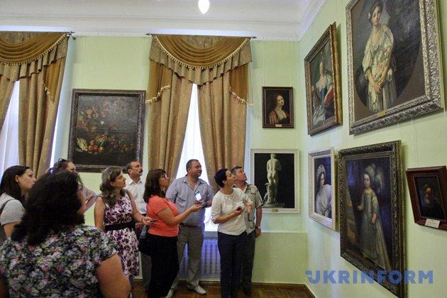 Художня галерея університету