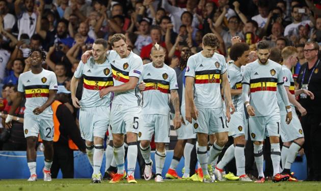Збірна Бельгії / Фото: sport.mail.ru
