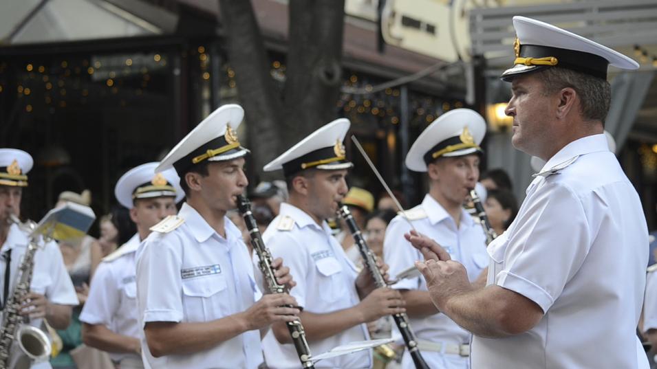 День ВМС в Одессе