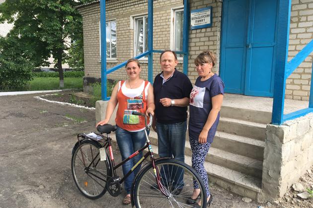Велосипед от Мошенского