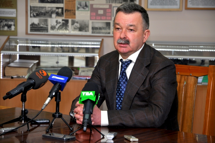 Роман Василишин. Фото: moz.gov.ua