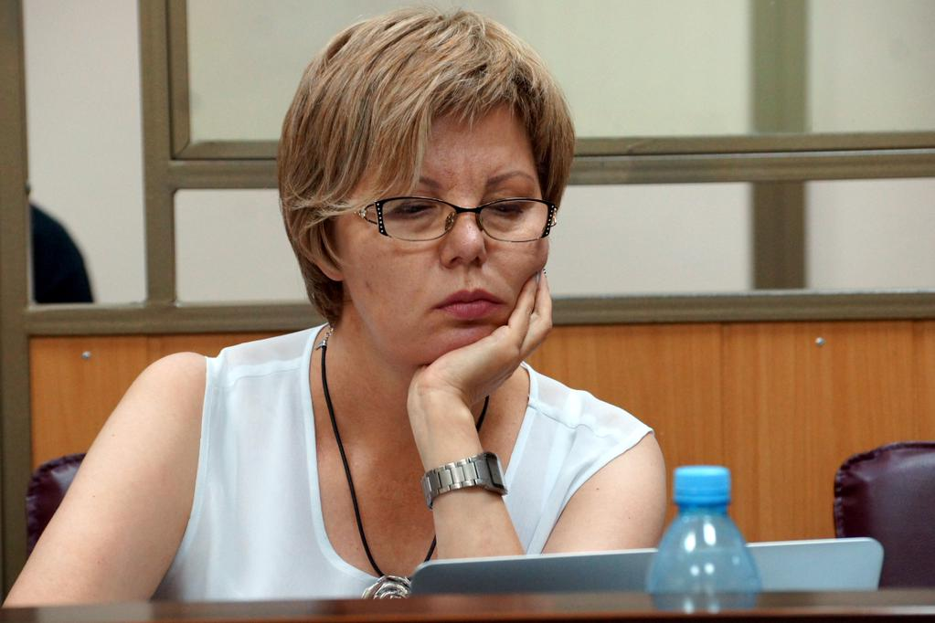 Светлана Сидоркина. Фото: Радио Свобода