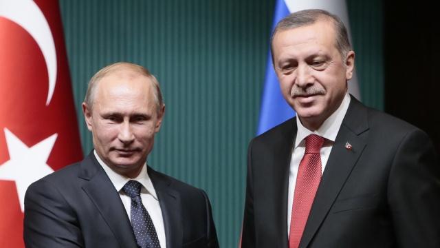 Ердоган і Путін Фото: ТАСС