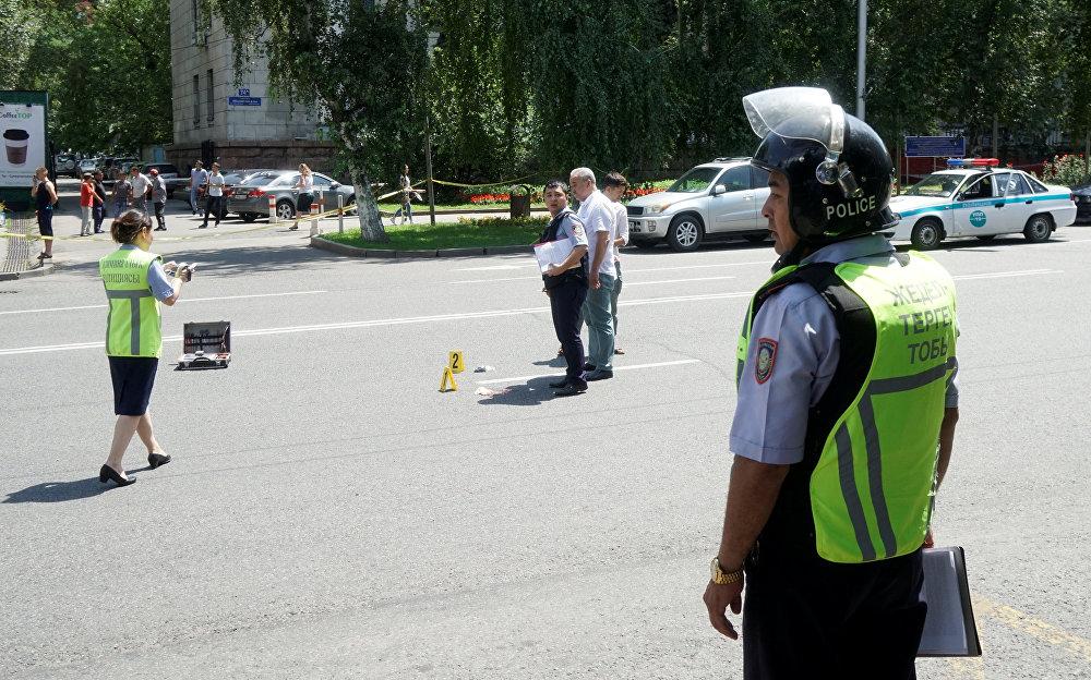 Стрельба в Алматы фото: Новости-Казахстан
