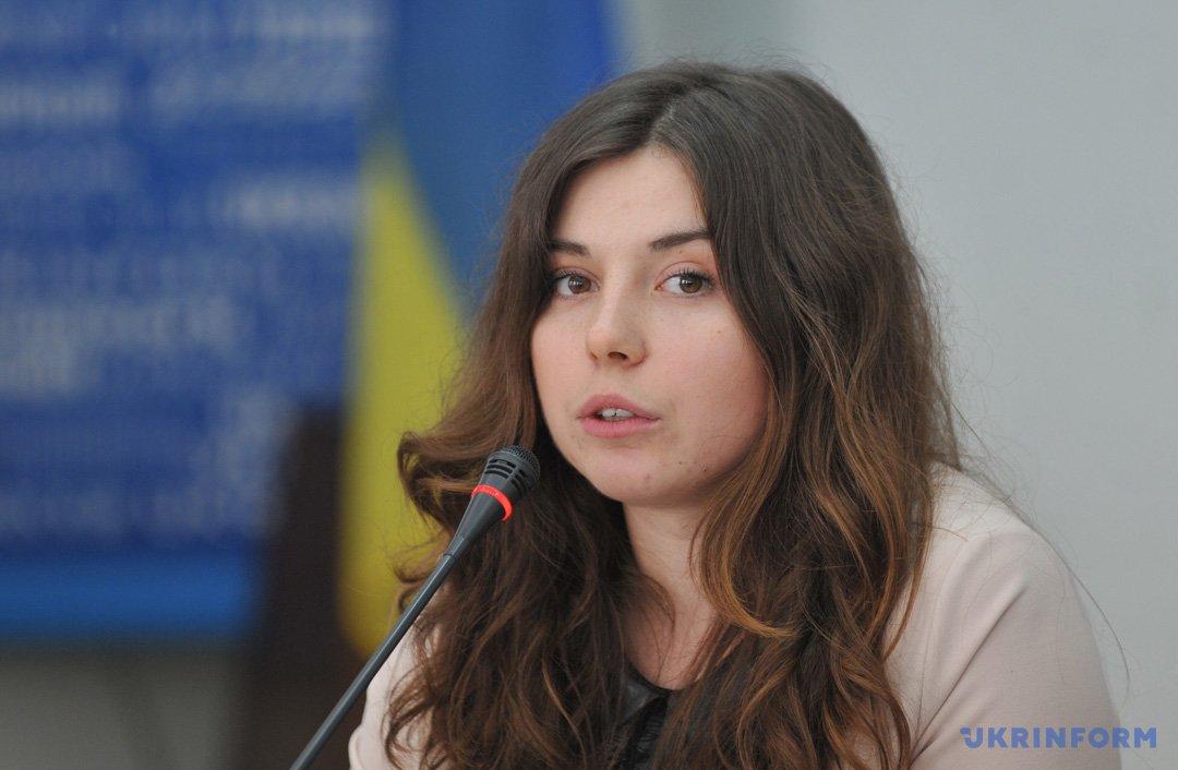 Екатерина Кульчицкая