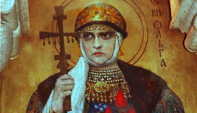 Фреска у Володимирському соборі.