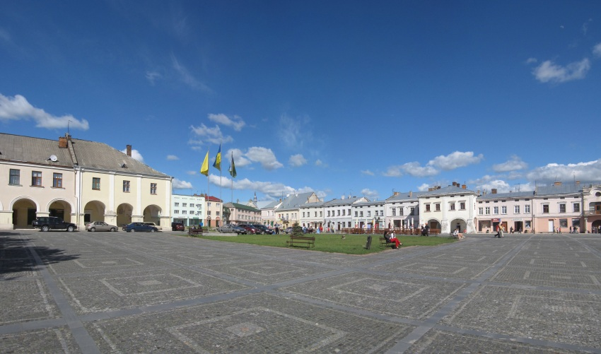 Площадь Вичевая