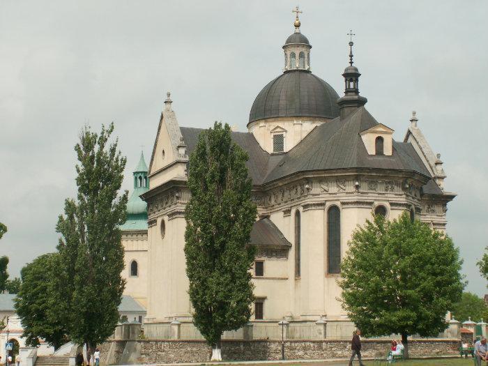 Костел святого Лаврентія