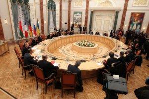 У Мінську розпочалося засідання Тристоронньої контактної групи