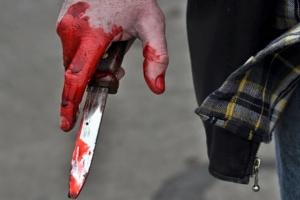 В Запорожье женщина бросилась на трех своих детей с ножом