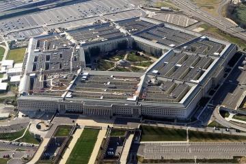 """Пентагон офіційно оприлюднив """"відеозйомки НЛО"""""""
