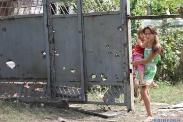 Donbass : 240 enfants tués depuis le début de la guerre