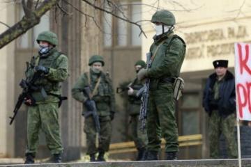 """Nach Besetzung der Krim braucht Putin neue """"Erfolgsgeschichte"""" - estnisches Verteidigungsministerium"""