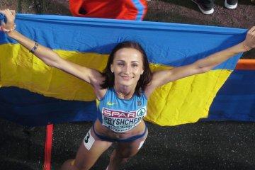 娜塔莉亚•普利谢帕卫冕欧锦赛800米跑冠军,开创历史
