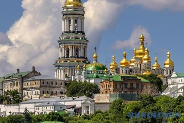 La laure des Grottes de Kyiv sera fermée pendant la quarantaine