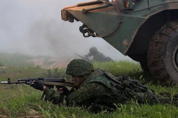 Zapad 2017: Joint Russian-Belarusian military drills kick off on seven training grounds in Belarus