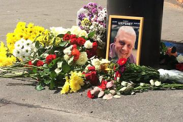Aujourd'hui est le cinquième anniversaire du meurtre du journaliste Pavel Cheremet