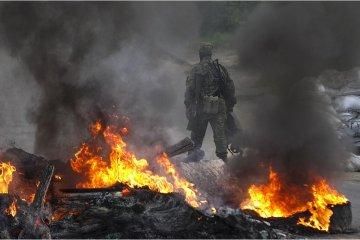 """Сили АТО вогнем у відповідь змусили """"замовкнути"""" ворожі гранатомети"""