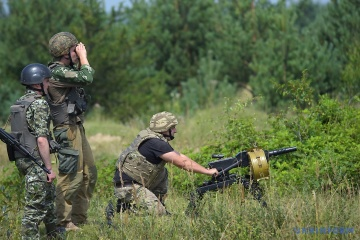 Ostukraine: Zwei Soldaten nahe Krymske verletzt